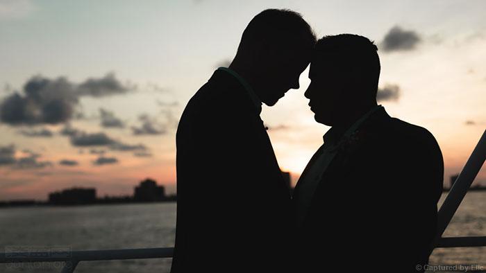 英国邮轮将首次在海上举办同性婚礼