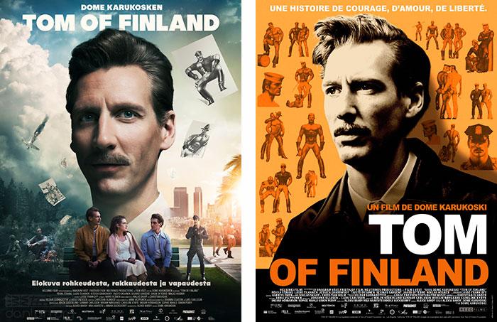 同志传记片《芬兰的汤姆》将参选奥斯卡