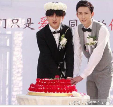 真爱无敌‖他们公开承认同性恋,颜值超高,在北京结婚……