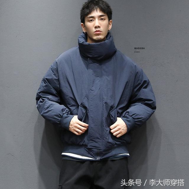 秋冬男装怎么穿才能又帅又保暖,选好外套是关键