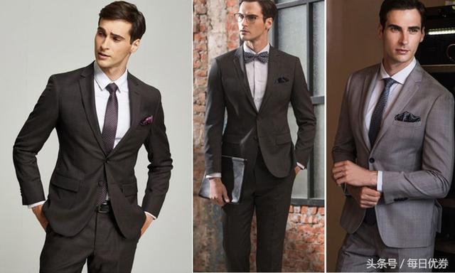 五大最能撩住女人心的西装穿搭,品位满分!魅力满分!
