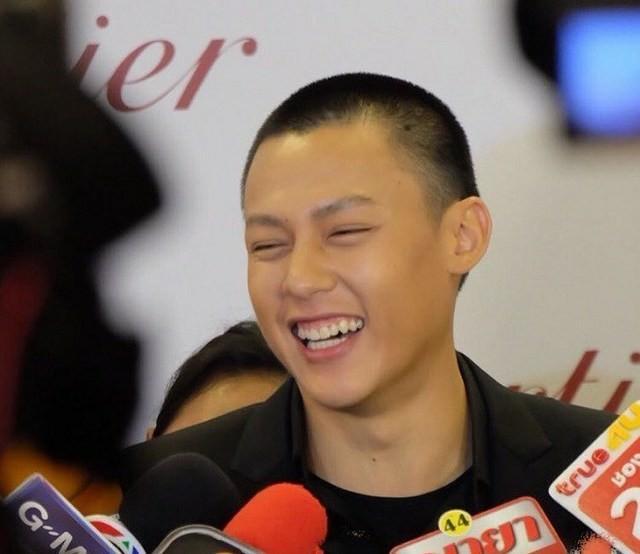 留寸头也很帅气的泰国男明星,Weir、Mark、Nadech你更爱谁?