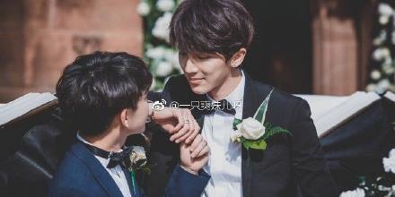 跨越性别的爱恋,沈氏夫妇相恋6年修成正果:我爱你和性别无关