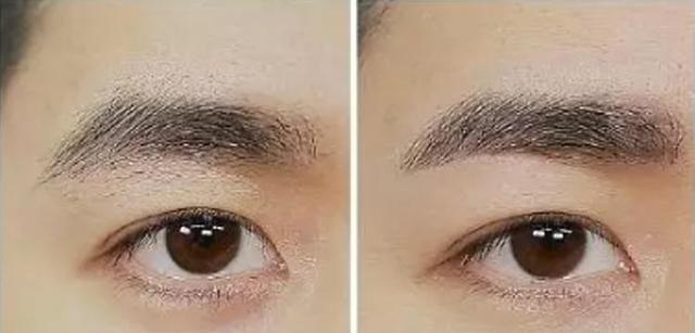 专属男士的修眉教程,简简单单塑造立体帅!