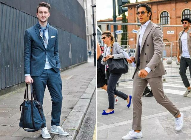 3个技巧,教你如何在职场穿搭球鞋